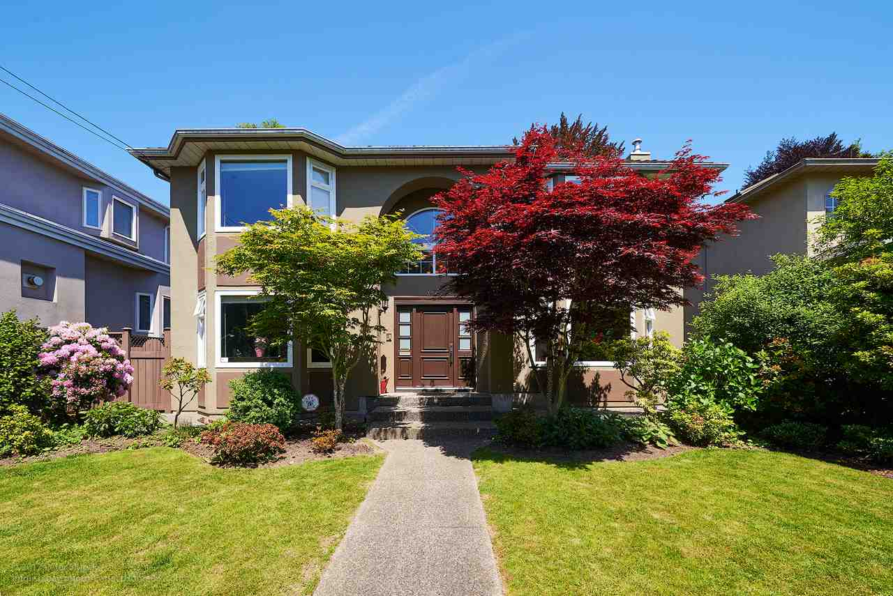 Detached at 3569 W 39TH AVENUE, Vancouver West, British Columbia. Image 1