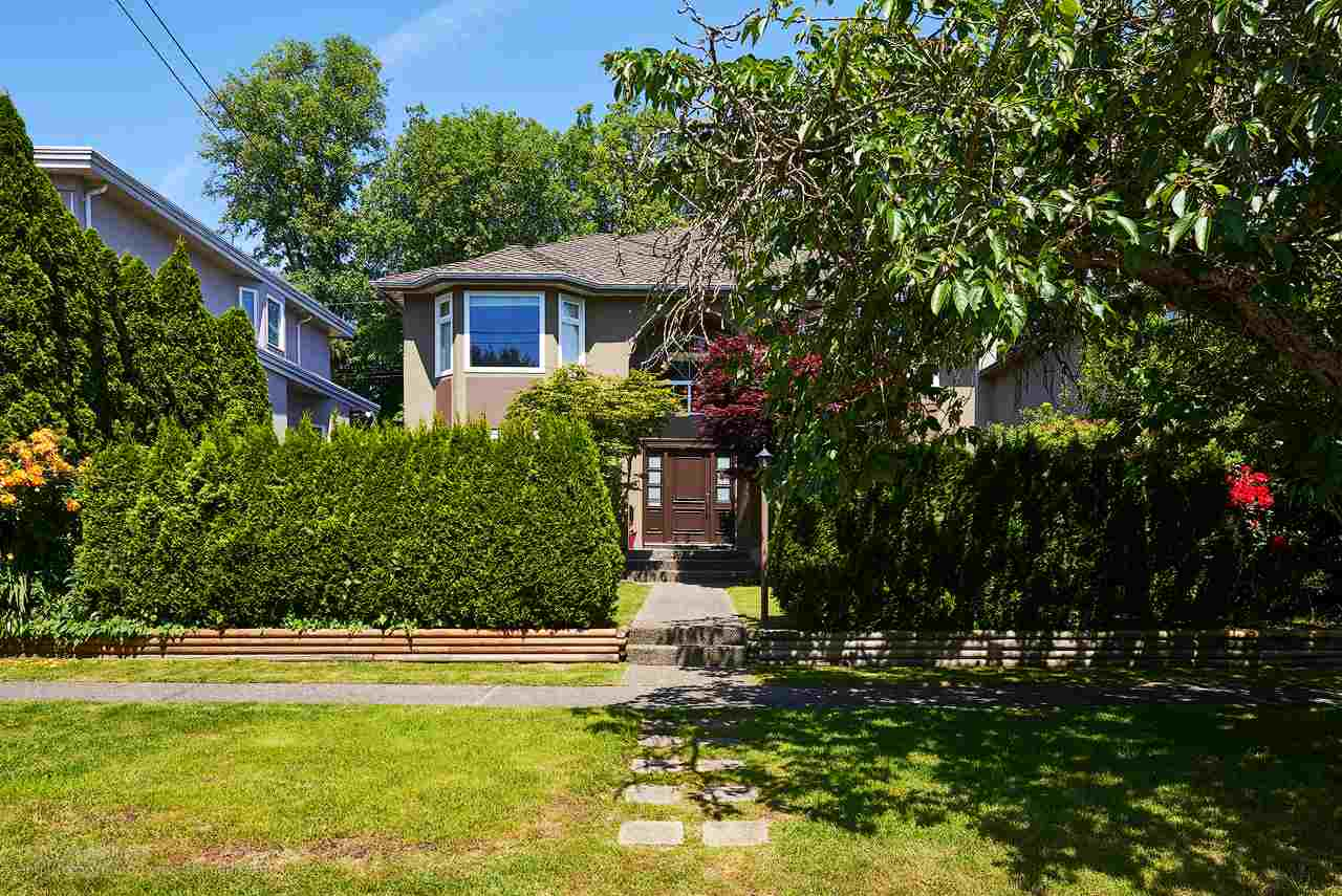 Detached at 3569 W 39TH AVENUE, Vancouver West, British Columbia. Image 2