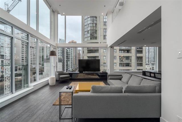 Condo Apartment at 610 1351 CONTINENTAL STREET, Unit 610, Vancouver West, British Columbia. Image 3