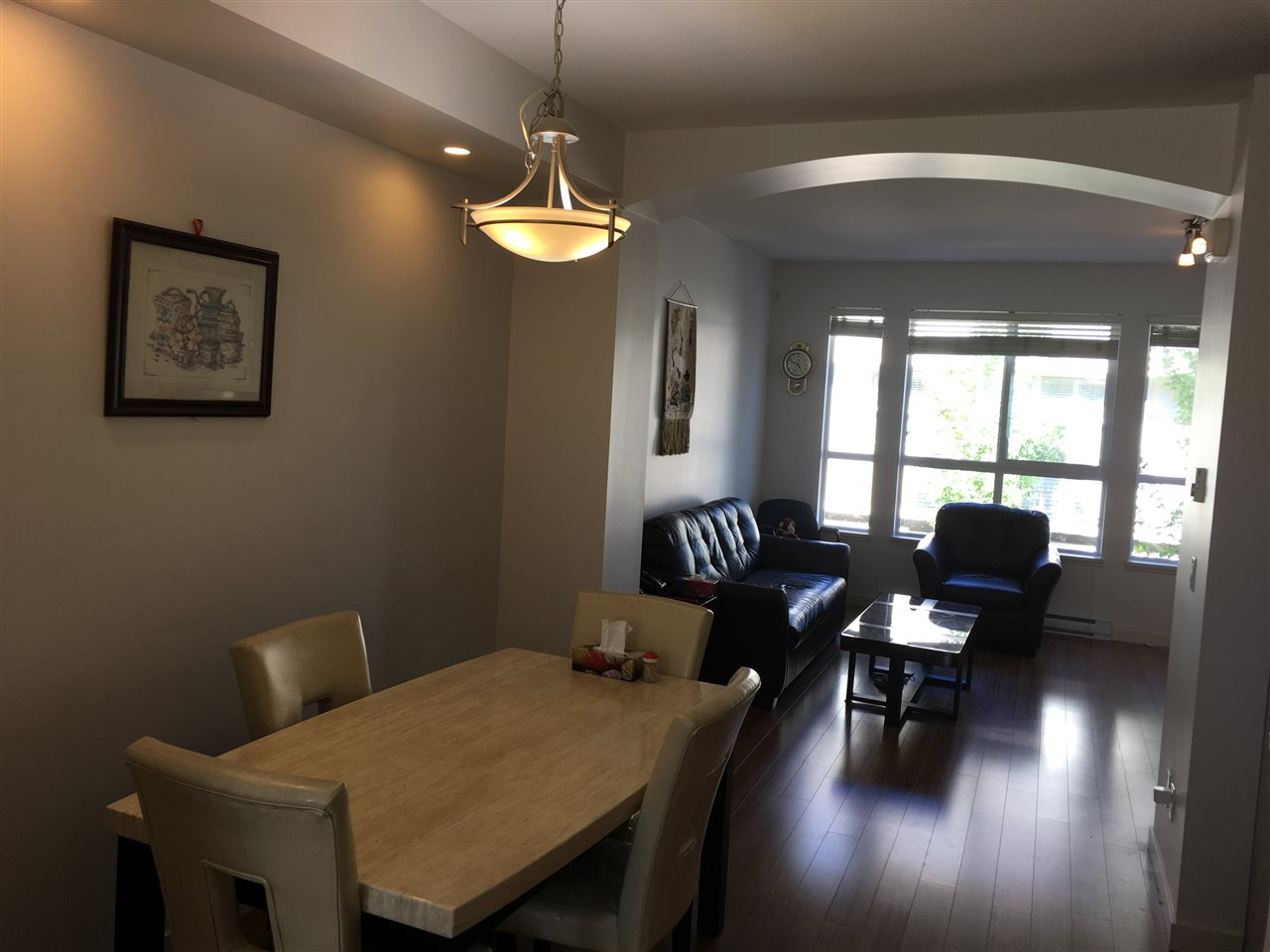 Townhouse at 17 6100 ALDER STREET, Unit 17, Richmond, British Columbia. Image 3