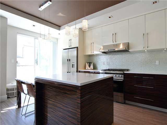 Townhouse at 25 9833 KEEFER AVENUE, Unit 25, Richmond, British Columbia. Image 5