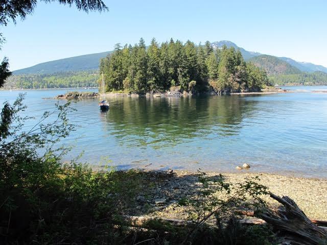Vacant Land at LOT 2 PLUMPERS COVE, Sunshine Coast, British Columbia. Image 2