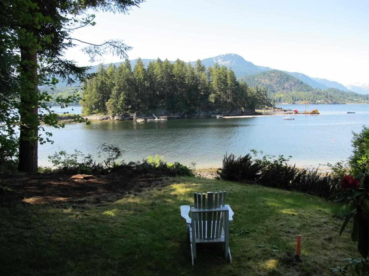 Vacant Land at LOT 2 PLUMPERS COVE, Sunshine Coast, British Columbia. Image 4