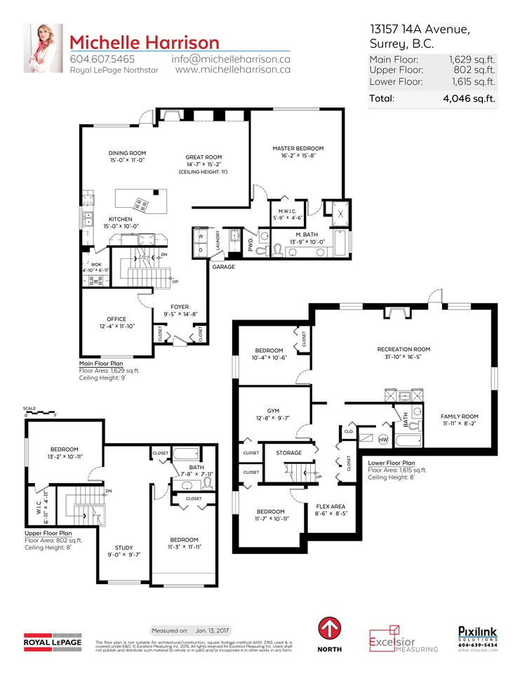 Detached at 13157 14A AVENUE, South Surrey White Rock, British Columbia. Image 20