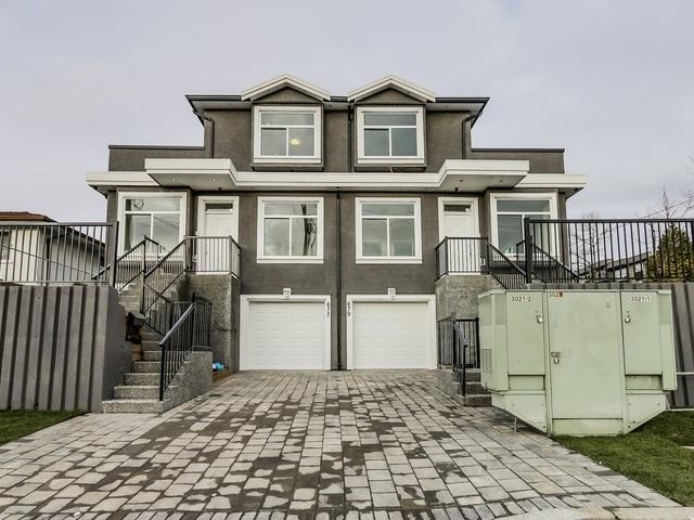 Half-duplex at 677 E 59TH AVENUE, Vancouver East, British Columbia. Image 1