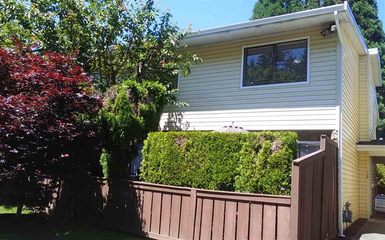 Townhouse at 58 9382 122 STREET, Unit 58, Surrey, British Columbia. Image 1