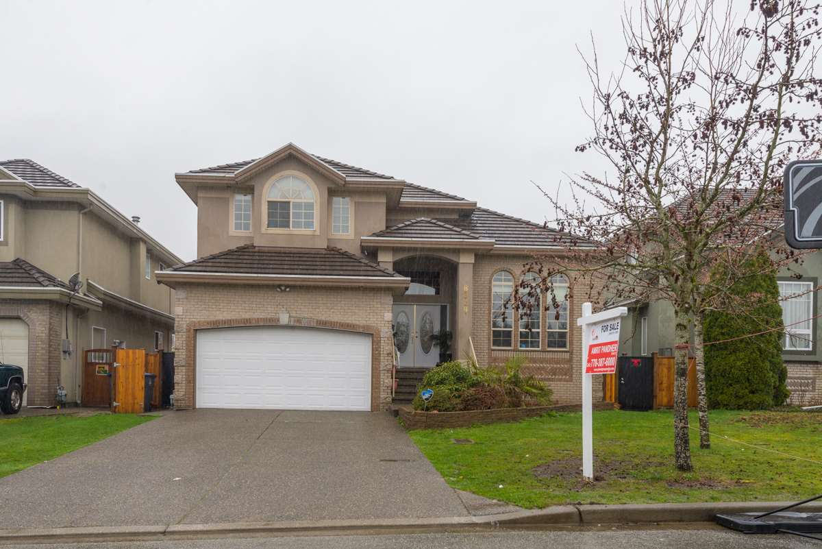 Detached at 8329 146A STREET, Surrey, British Columbia. Image 1