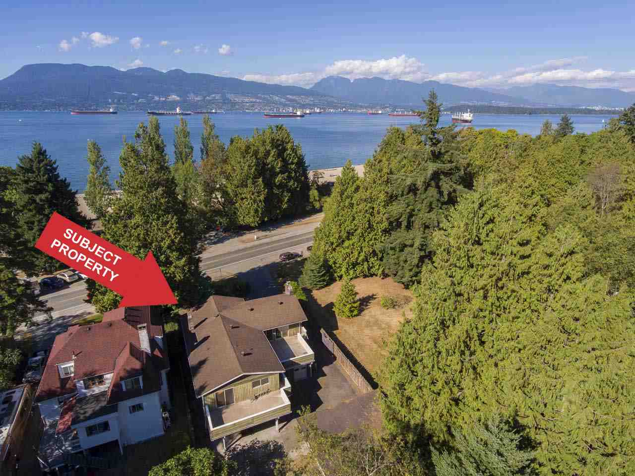 Detached at 4422 NW MARINE DRIVE, Vancouver West, British Columbia. Image 1
