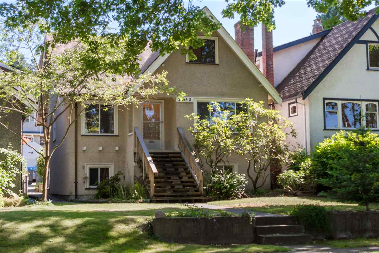 Detached at 2958 W 28TH AVENUE, Vancouver West, British Columbia. Image 1