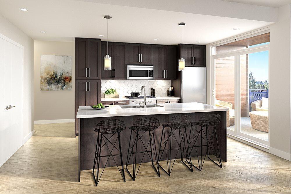 Condo Apartment at 406 2565 WARE STREET, Unit 406, Abbotsford, British Columbia. Image 3