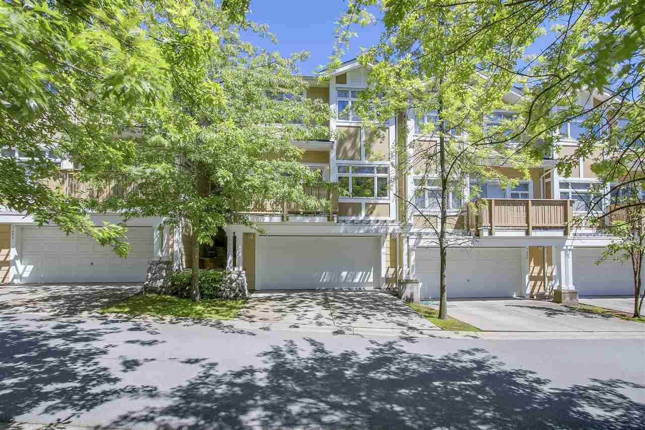 Townhouse at 7483 LAUREL STREET, Vancouver West, British Columbia. Image 19