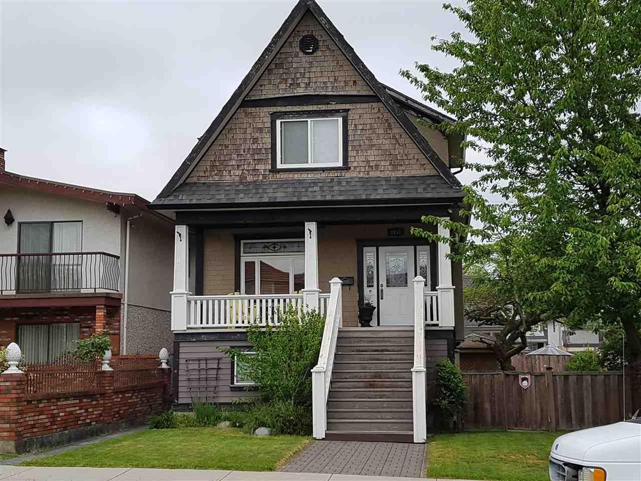 Detached at 3951 PANDORA STREET, Burnaby North, British Columbia. Image 1