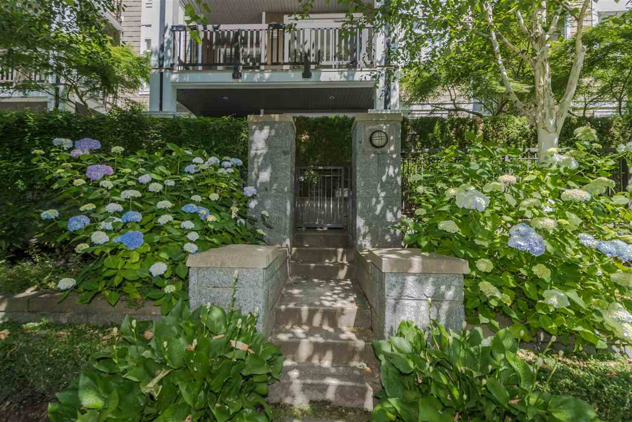 Condo Apartment at 109 6279 EAGLES DRIVE, Unit 109, Vancouver West, British Columbia. Image 3