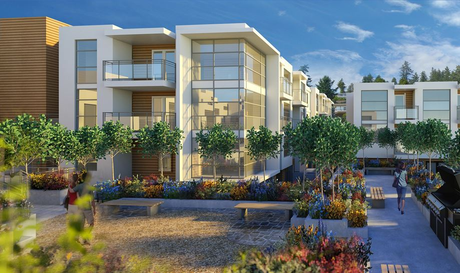 Condo Apartment at 305 1160 OXFORD STREET, Unit 305, South Surrey White Rock, British Columbia. Image 2