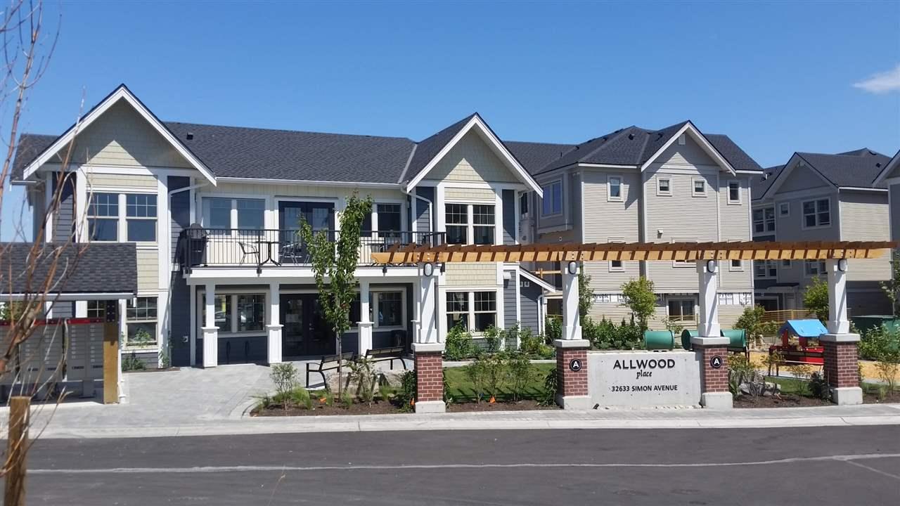 Townhouse at 54 32633 SIMON AVENUE, Unit 54, Abbotsford, British Columbia. Image 1