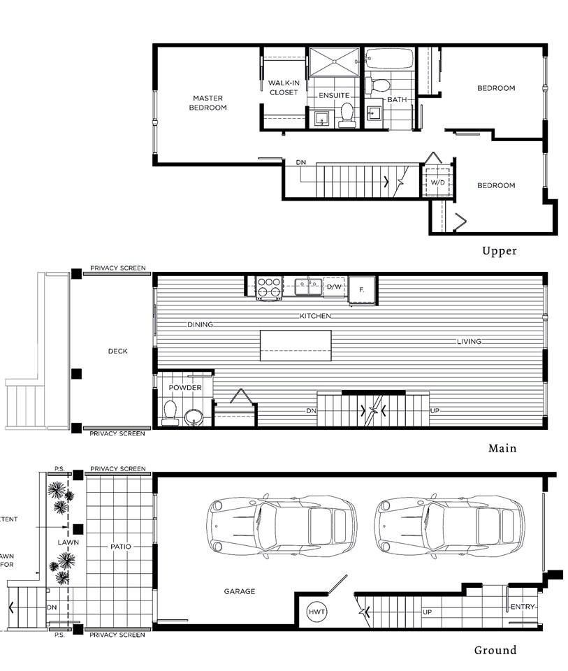 Townhouse at 54 32633 SIMON AVENUE, Unit 54, Abbotsford, British Columbia. Image 15