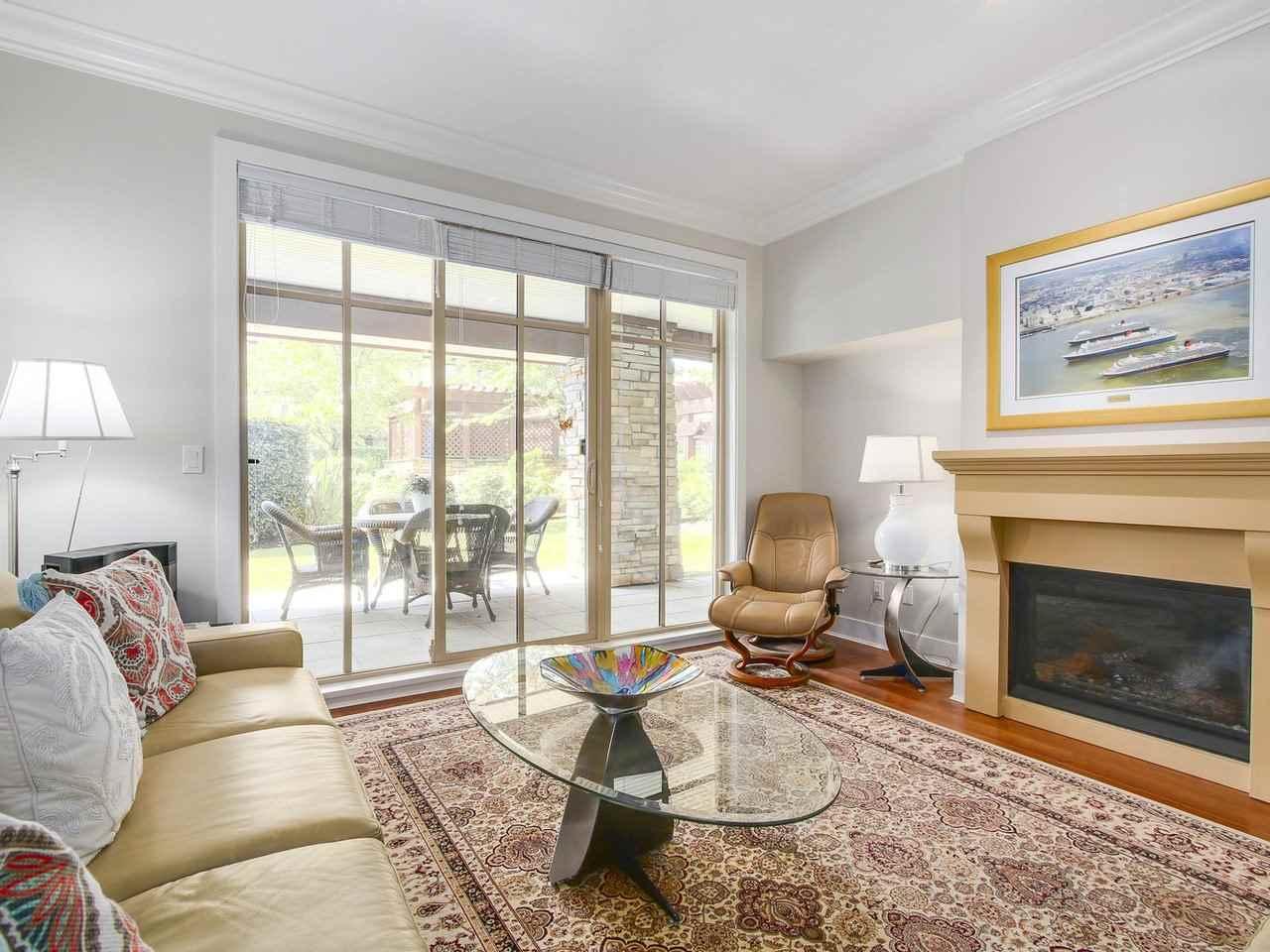 Condo Apartment at 109 16499 64 AVENUE, Unit 109, Cloverdale, British Columbia. Image 5