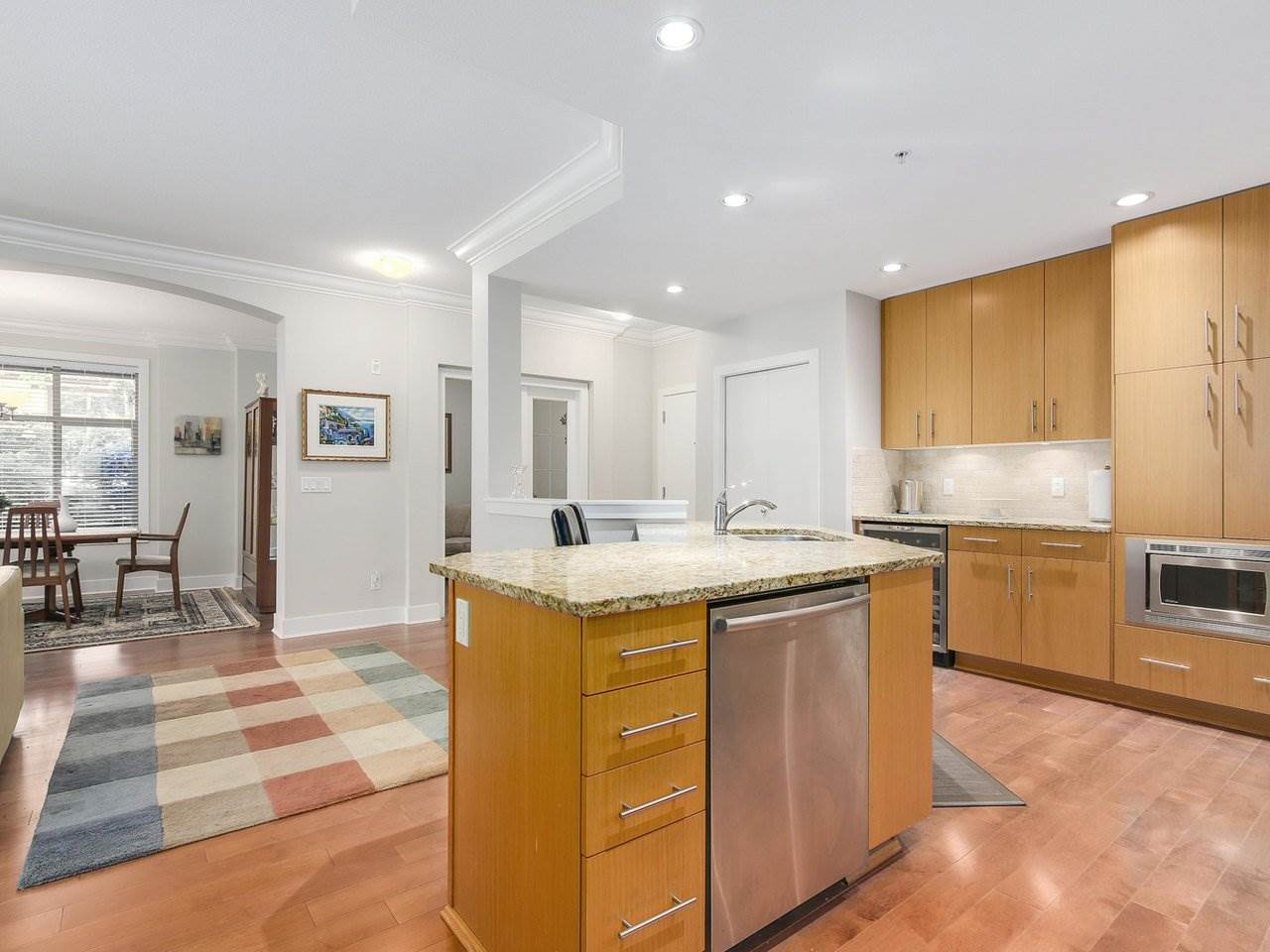 Condo Apartment at 109 16499 64 AVENUE, Unit 109, Cloverdale, British Columbia. Image 7