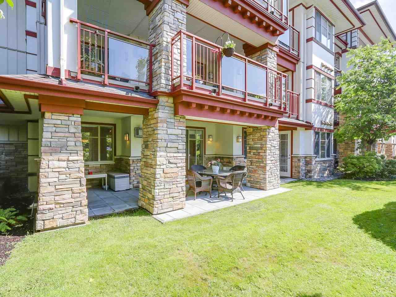 Condo Apartment at 109 16499 64 AVENUE, Unit 109, Cloverdale, British Columbia. Image 17