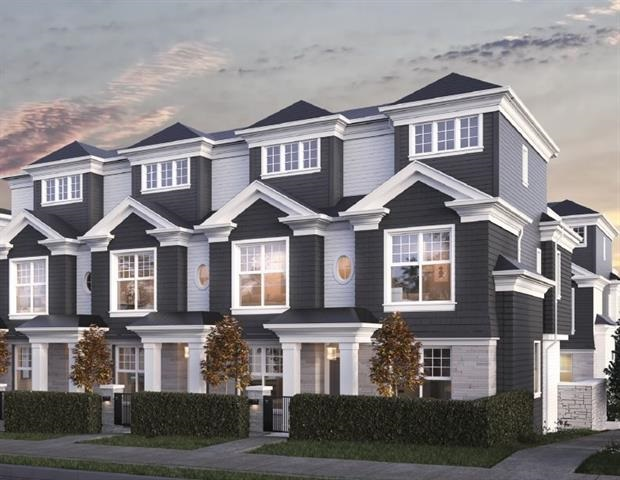 Townhouse at 1 274 W 62ND AVENUE, Unit 1, Vancouver West, British Columbia. Image 1