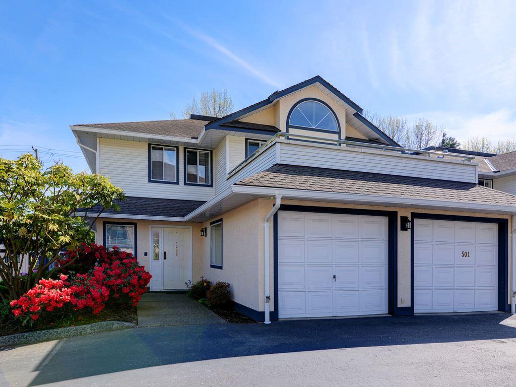 Townhouse at 502 19645 64 AVENUE, Unit 502, Langley, British Columbia. Image 1