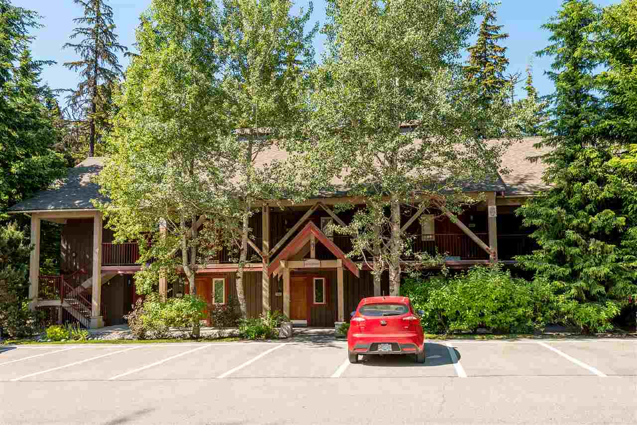 Townhouse at 101 3070 HILLCREST DRIVE, Unit 101, Whistler, British Columbia. Image 1