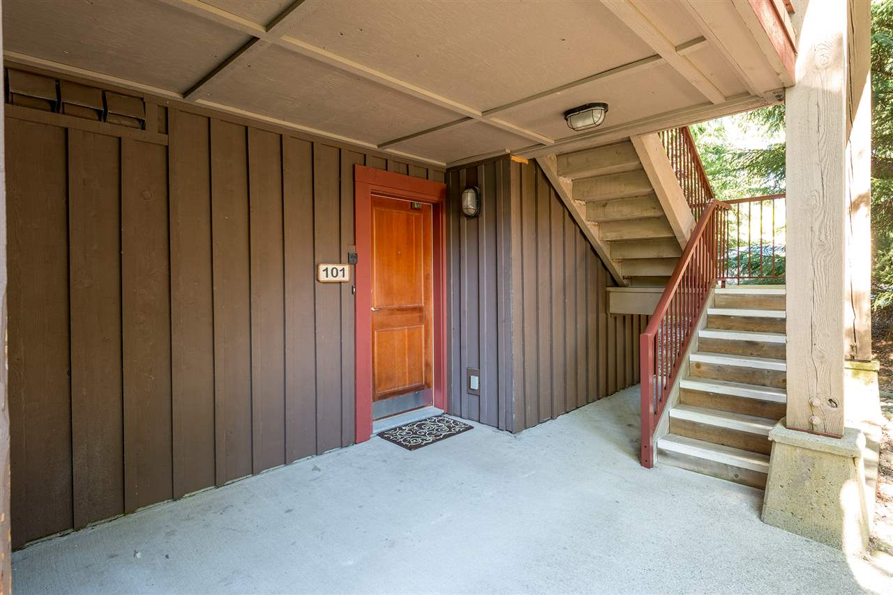 Townhouse at 101 3070 HILLCREST DRIVE, Unit 101, Whistler, British Columbia. Image 10
