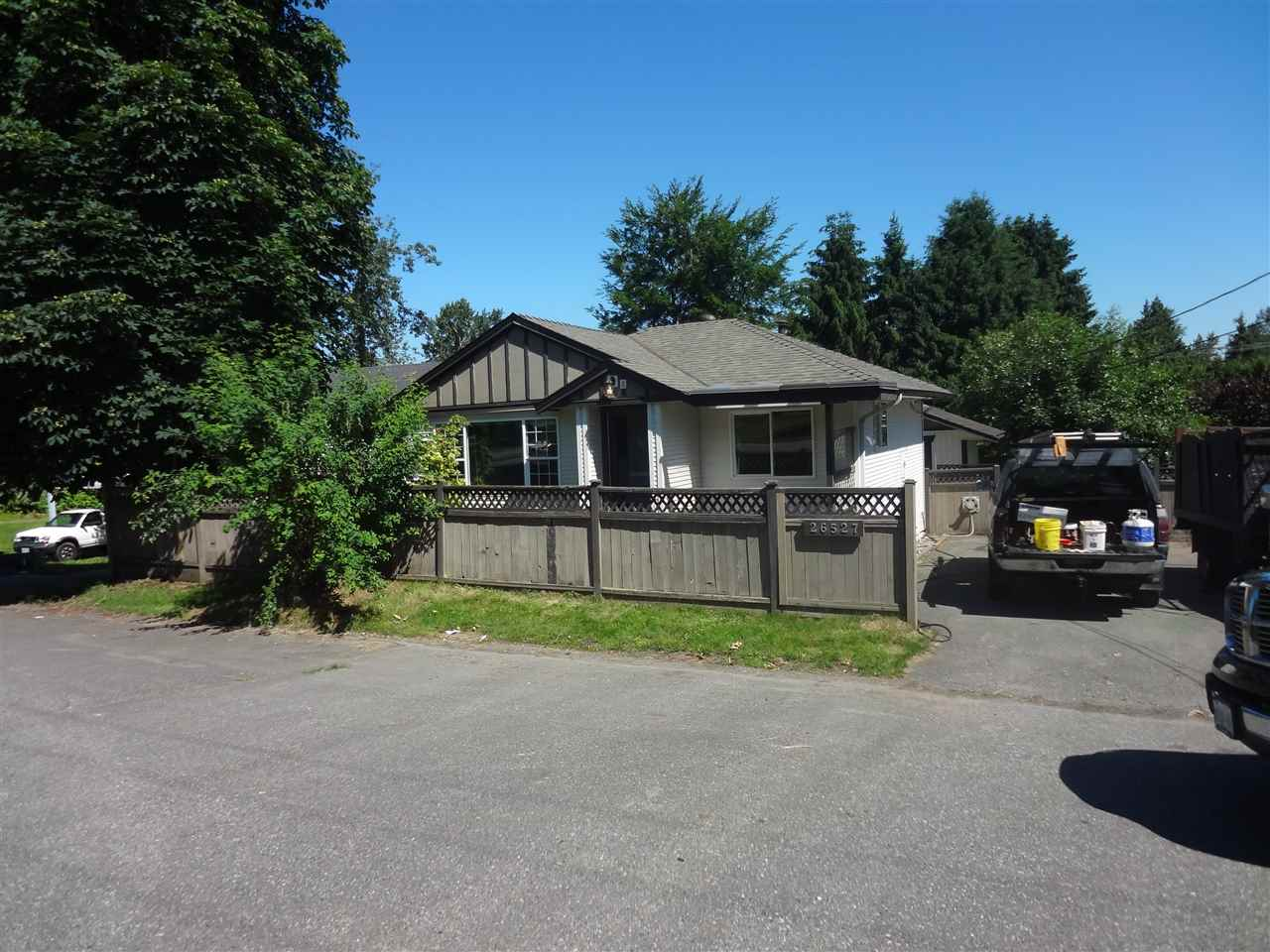 Detached at 26527 FRASER HIGHWAY, Langley, British Columbia. Image 1
