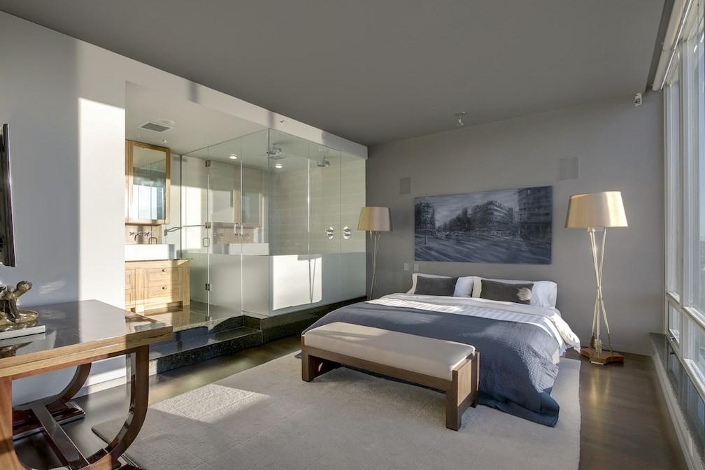Condo Apartment at PH5 1288 W GEORGIA STREET, Unit PH5, Vancouver West, British Columbia. Image 7