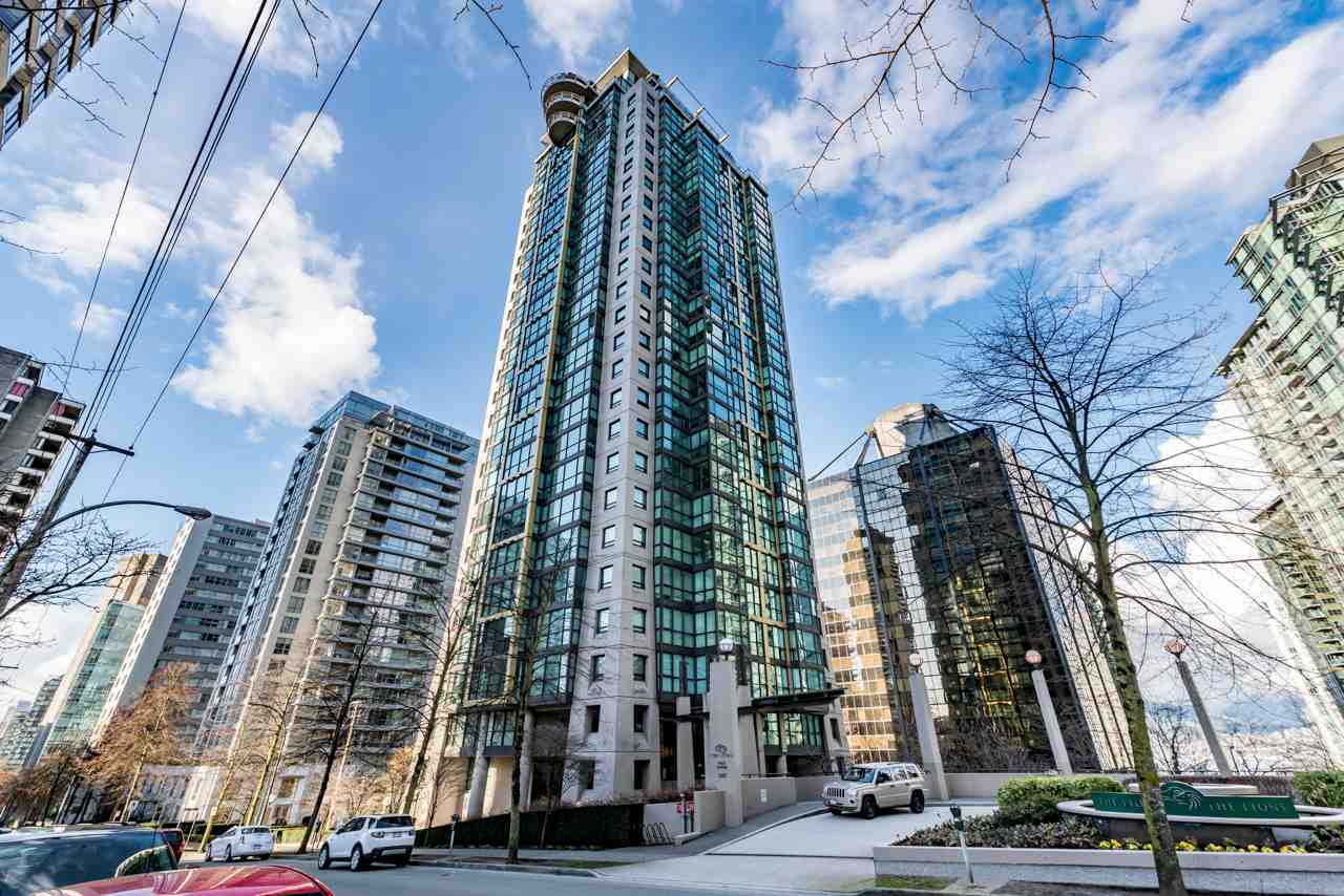 Condo Apartment at 203 1367 ALBERNI STREET, Unit 203, Vancouver West, British Columbia. Image 2