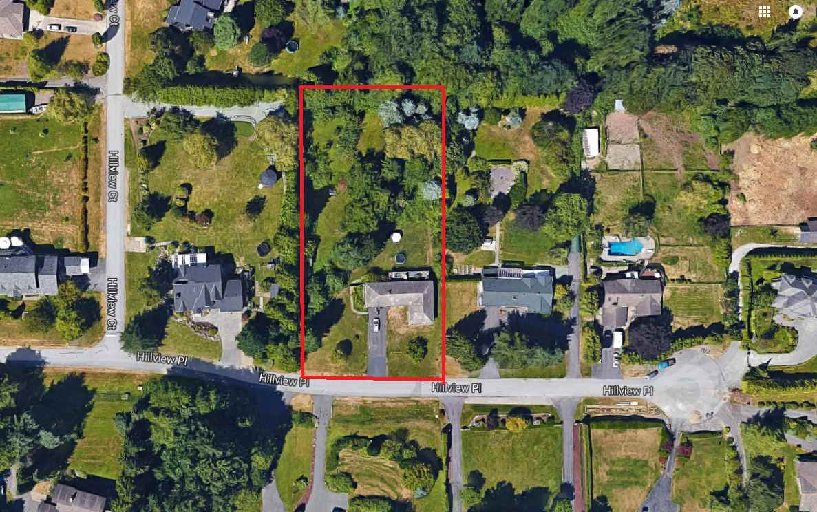 Detached at 17475 HILLVIEW PLACE, South Surrey White Rock, British Columbia. Image 1