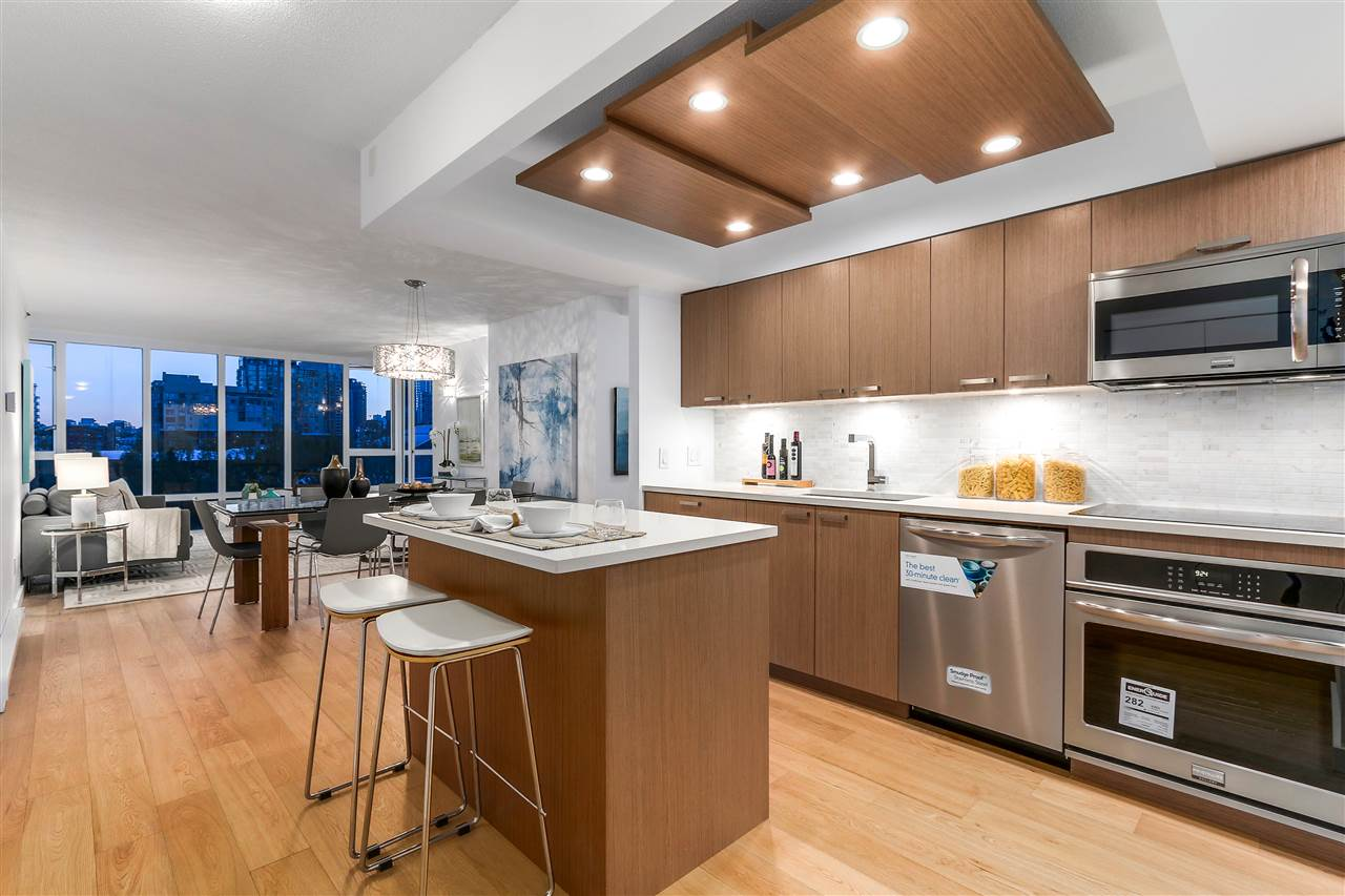 Condo Apartment at 604 950 CAMBIE STREET, Unit 604, Vancouver West, British Columbia. Image 1