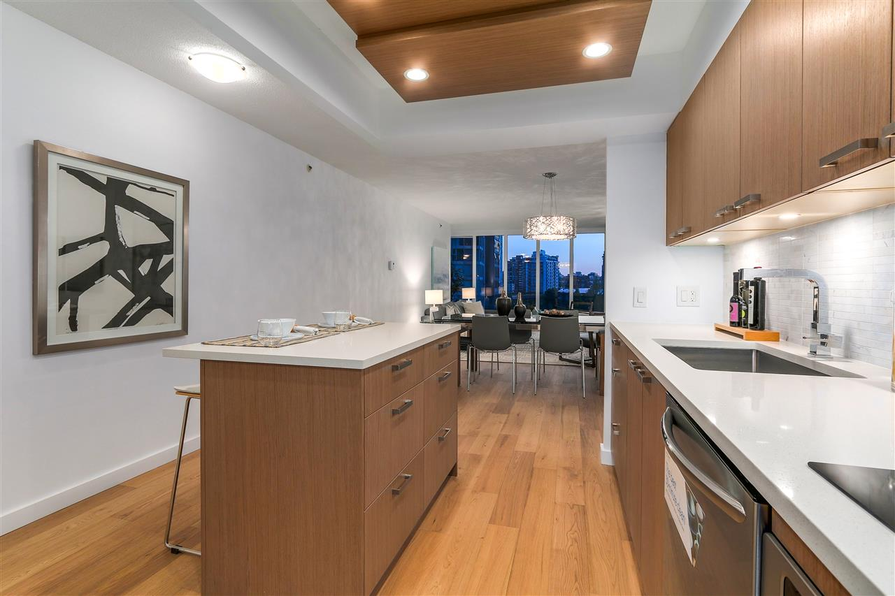 Condo Apartment at 604 950 CAMBIE STREET, Unit 604, Vancouver West, British Columbia. Image 3