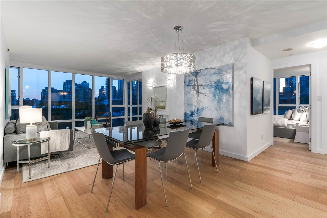 Condo Apartment at 604 950 CAMBIE STREET, Unit 604, Vancouver West, British Columbia. Image 4