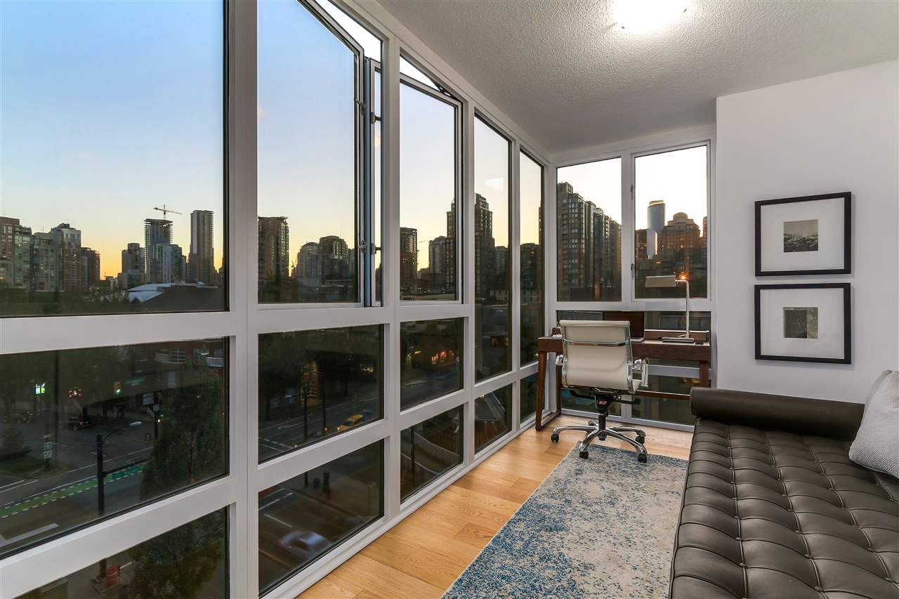 Condo Apartment at 604 950 CAMBIE STREET, Unit 604, Vancouver West, British Columbia. Image 11