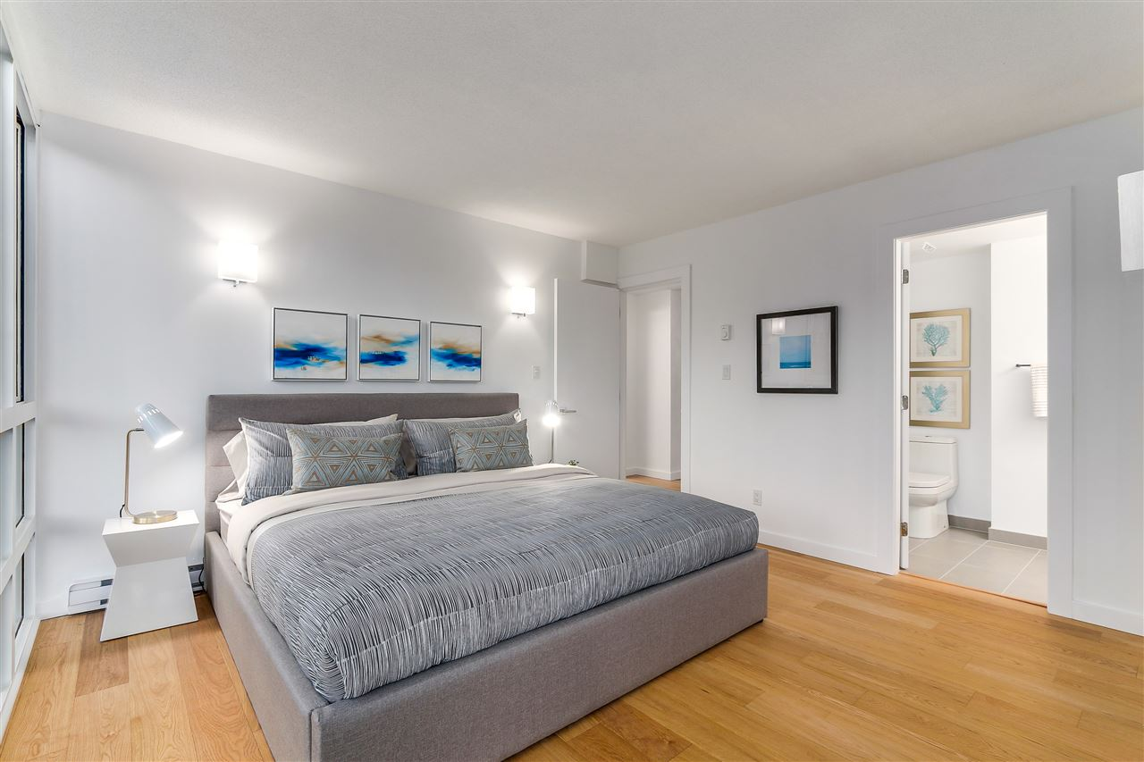 Condo Apartment at 604 950 CAMBIE STREET, Unit 604, Vancouver West, British Columbia. Image 16