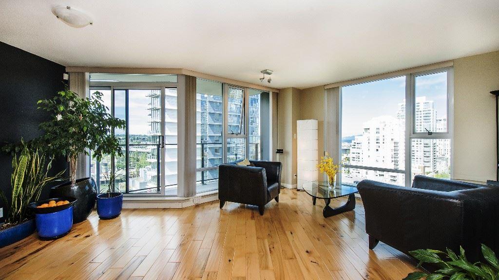 Condo Apartment at 2102 583 BEACH CRESCENT, Unit 2102, Vancouver West, British Columbia. Image 4