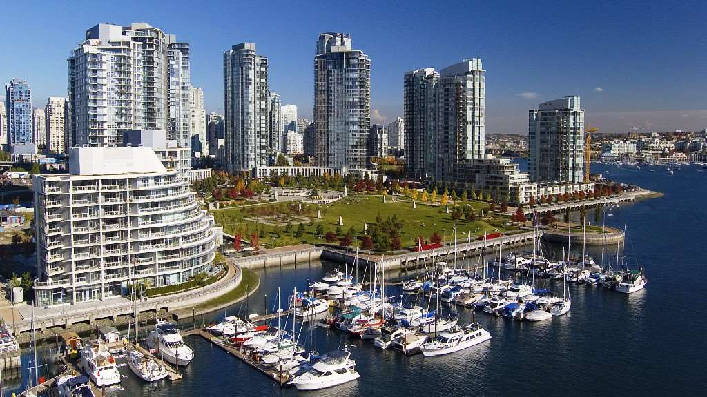 Condo Apartment at 2102 583 BEACH CRESCENT, Unit 2102, Vancouver West, British Columbia. Image 20