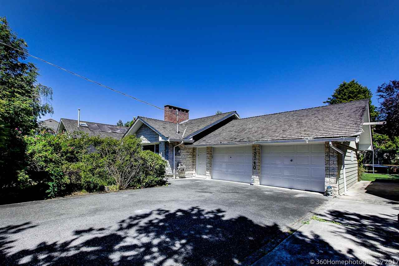 Detached at 10740 SOUTHDALE ROAD, Richmond, British Columbia. Image 1