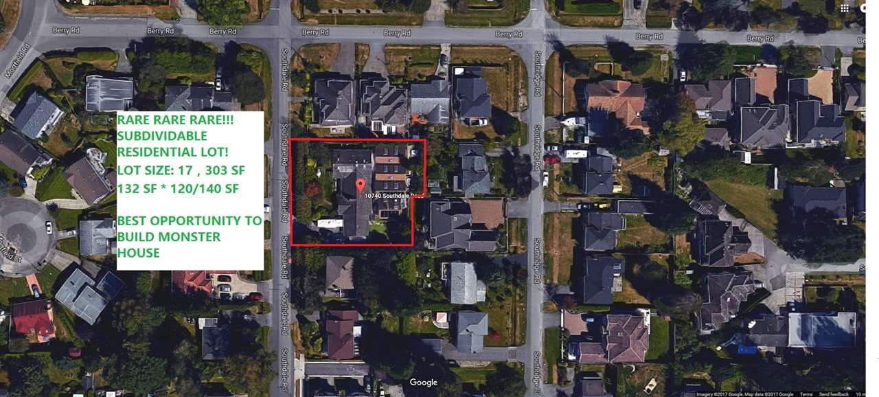 Detached at 10740 SOUTHDALE ROAD, Richmond, British Columbia. Image 18