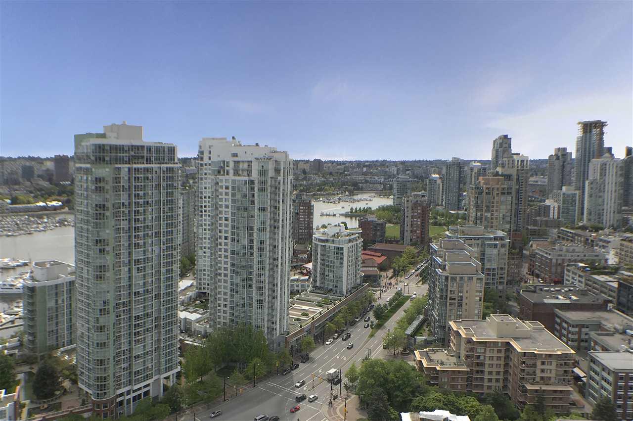 Condo Apartment at 3301 1008 CAMBIE STREET, Unit 3301, Vancouver West, British Columbia. Image 1
