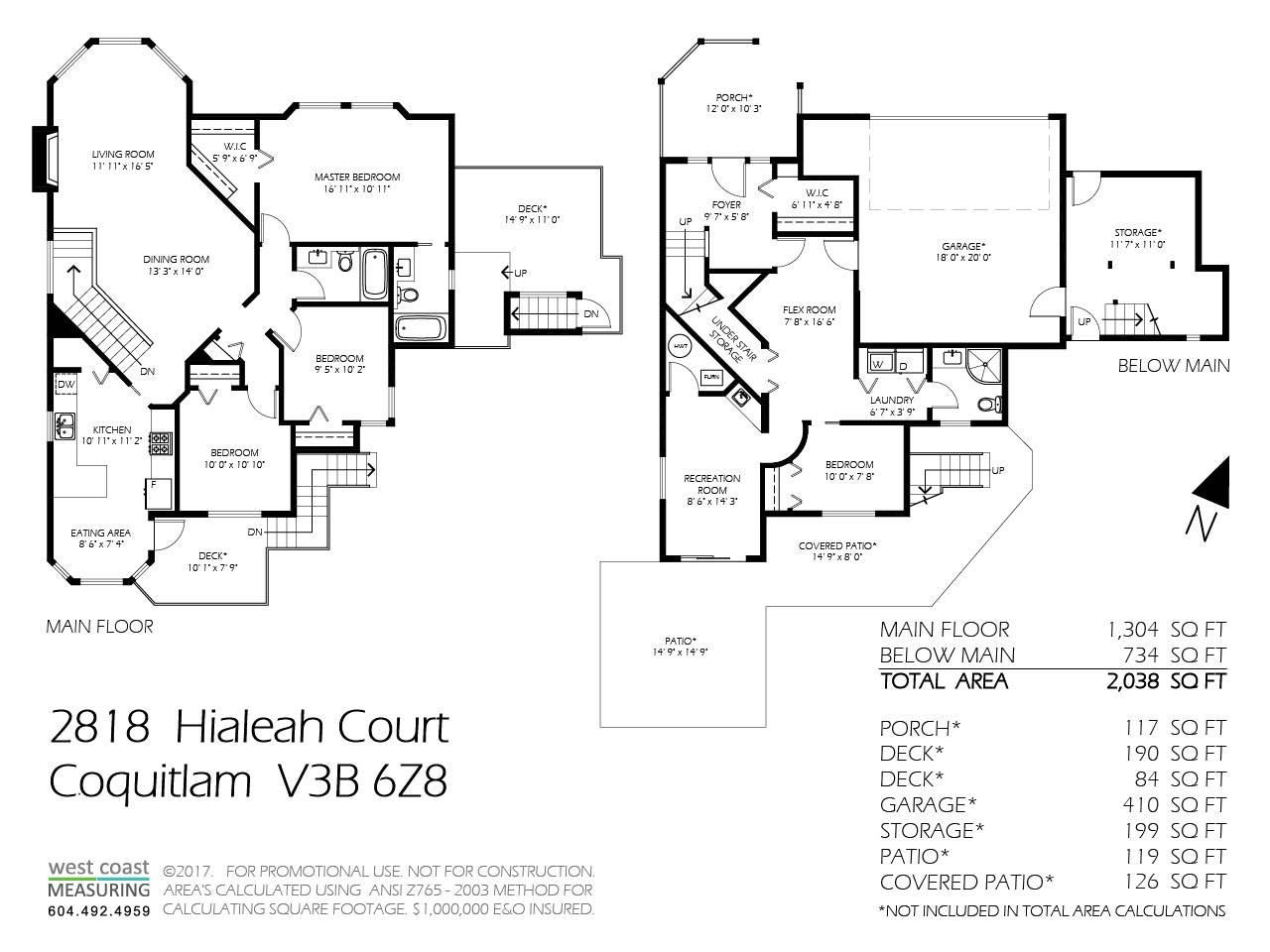Detached at 2818 HIALEAH COURT, Coquitlam, British Columbia. Image 20