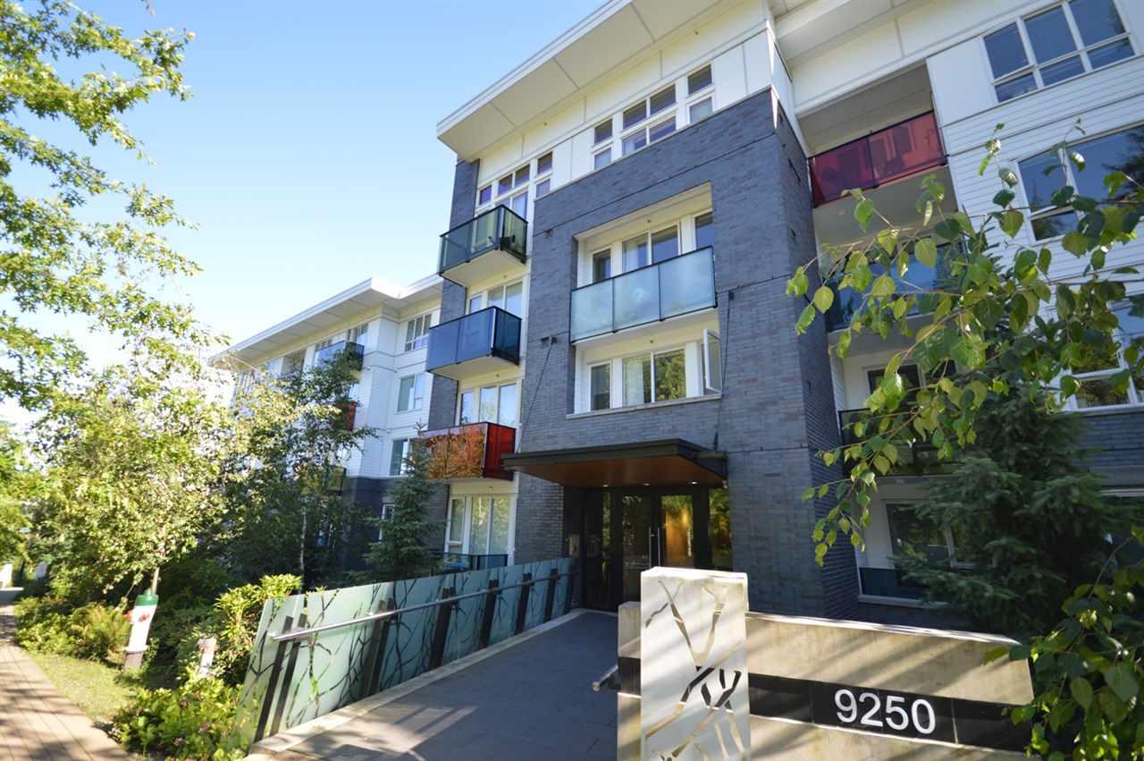Condo Apartment at 203 9250 UNIVERSITY HIGH STREET, Unit 203, Burnaby North, British Columbia. Image 1