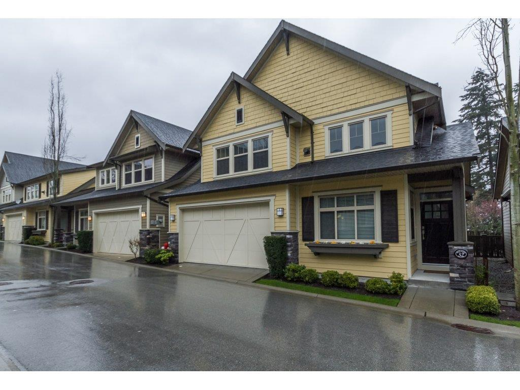 Townhouse at 32 15885 26 AVENUE, Unit 32, South Surrey White Rock, British Columbia. Image 1