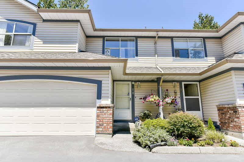 Townhouse at 10 8257 121A STREET, Unit 10, Surrey, British Columbia. Image 3