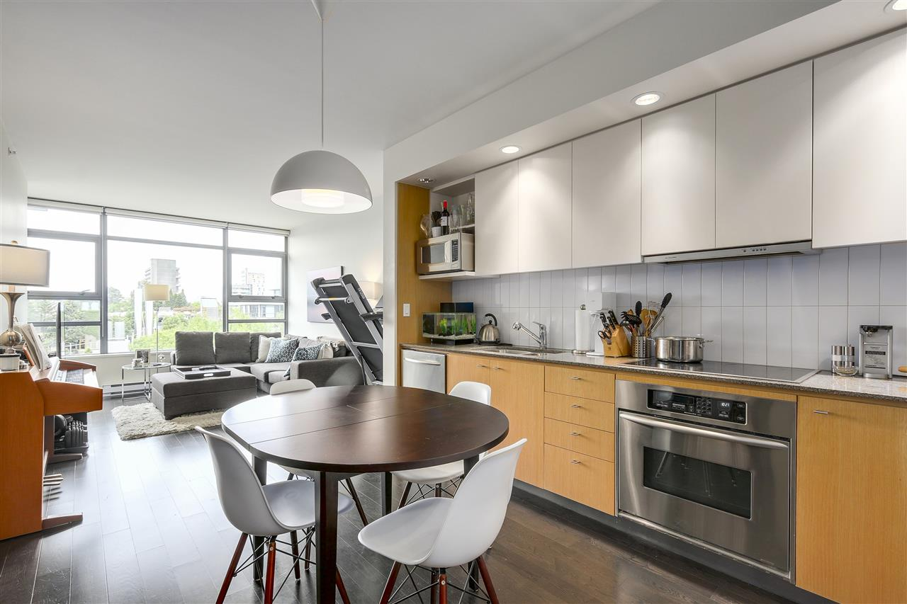 Condo Apartment at 514 2851 HEATHER STREET, Unit 514, Vancouver West, British Columbia. Image 3