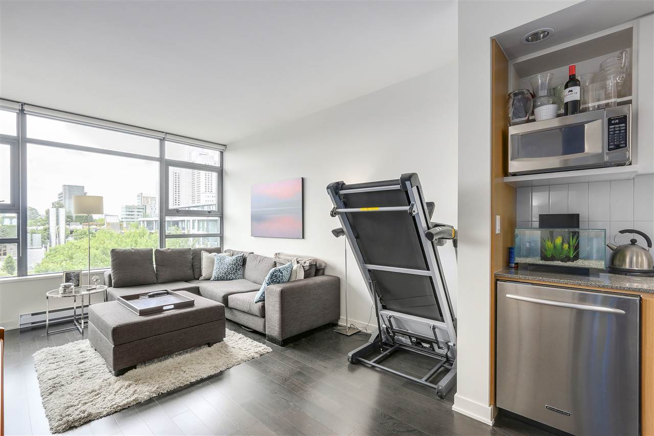 Condo Apartment at 514 2851 HEATHER STREET, Unit 514, Vancouver West, British Columbia. Image 7