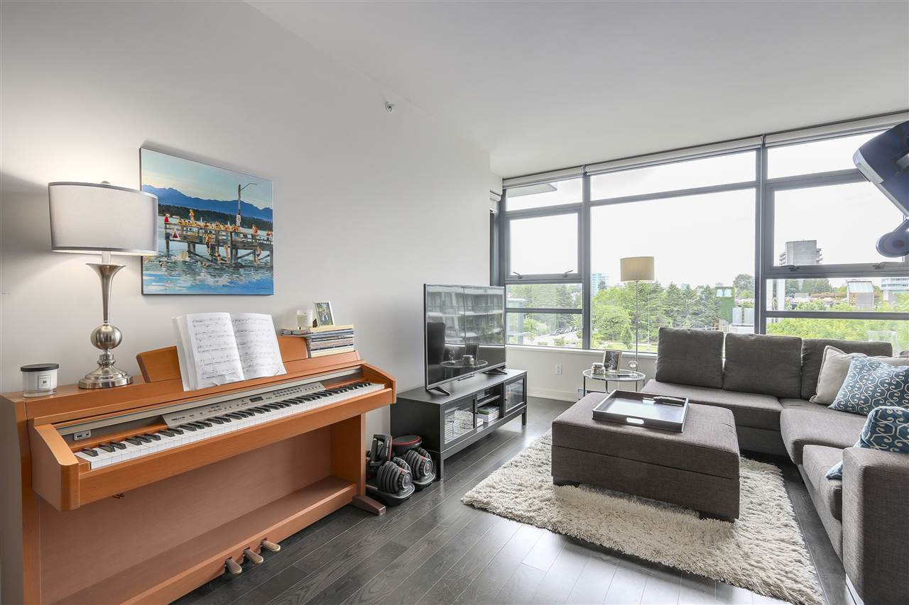 Condo Apartment at 514 2851 HEATHER STREET, Unit 514, Vancouver West, British Columbia. Image 8