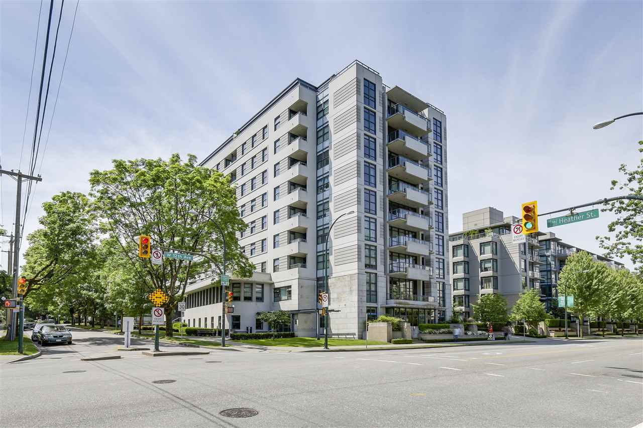 Condo Apartment at 514 2851 HEATHER STREET, Unit 514, Vancouver West, British Columbia. Image 18