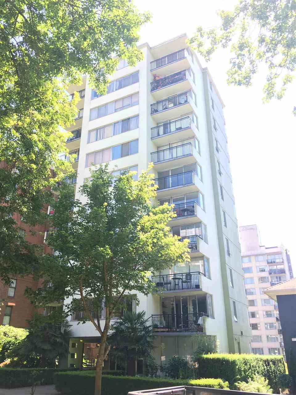 Condo Apartment at 702 1534 HARWOOD STREET, Unit 702, Vancouver West, British Columbia. Image 1